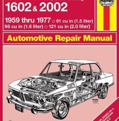 BMW-1602-and-2002-1959-77-Haynes-Manuals-0