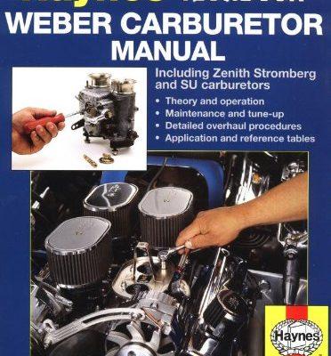 Weber-Carburetor-Manual-Including-Zenith-Stromberg-and-SU-Carburetors-Haynes-Repair-Manuals-0