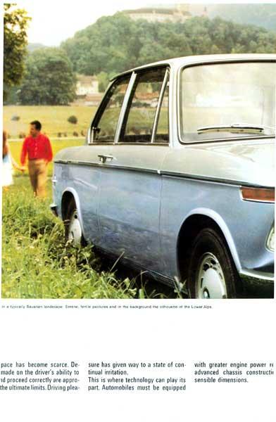 BMW 1600/2002 Brochure p02