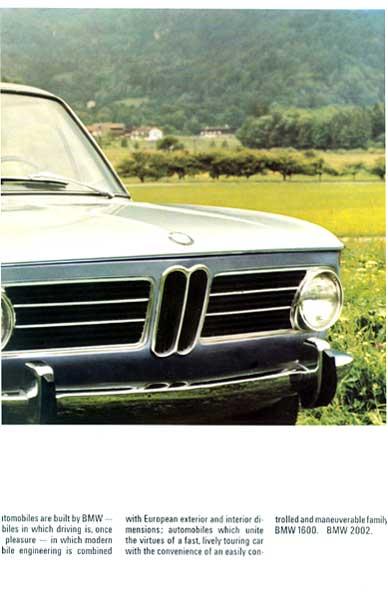 BMW 1600/2002 Brochure p03