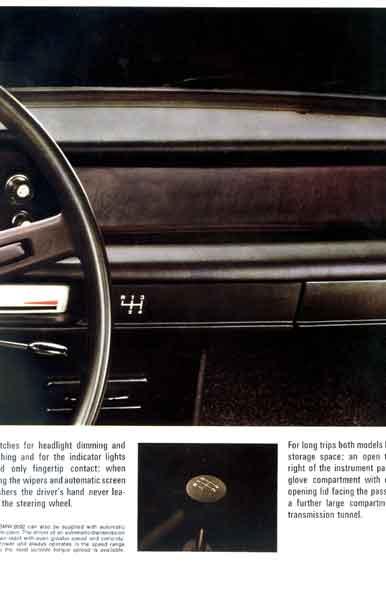 BMW 1600/2002 Brochure p13