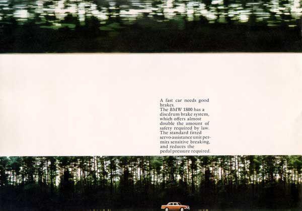 Page 4 : BMW 1800 Brochure