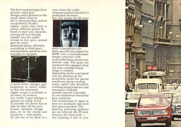 Page 6 : BMW 1800 Brochure