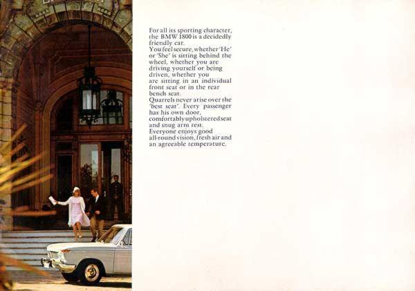 Page 13 : BMW 1800 Brochure