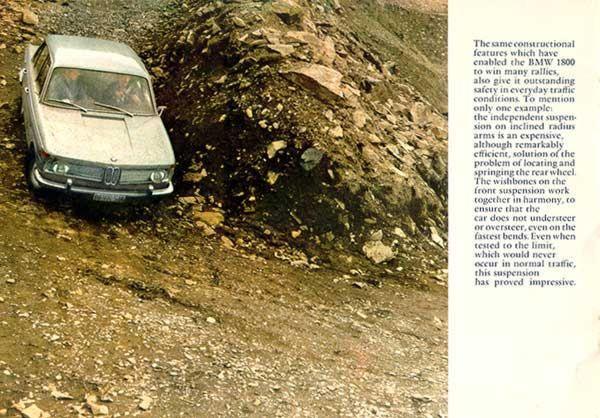 Page 14 : BMW 1800 Brochure