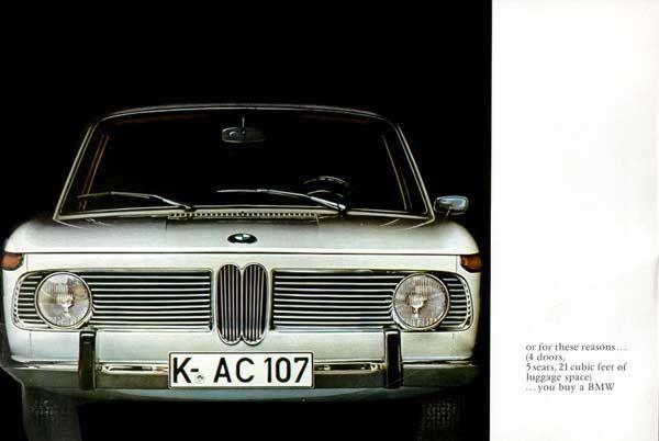Page 17 : BMW 1800 Brochure