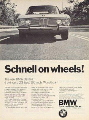 bmw-print-ad-bavaria-schnell-on-wheels