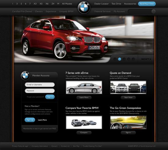 Proposed Website Redesign